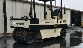 Ingersoll Rand PT125R Compactor full