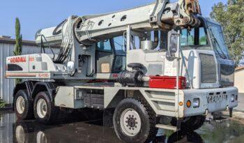 Gradall XL4100 Excavator full