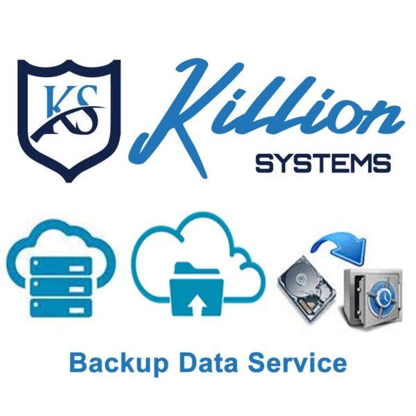 Backup Data Service NJ