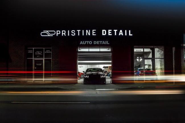 Car Detail Shop >> Automotive Detail Center In Saint Paul Mn Pristine Detail
