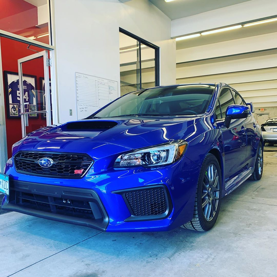 subaru paint protection
