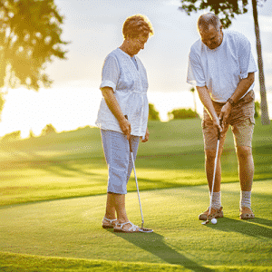 active adult aging