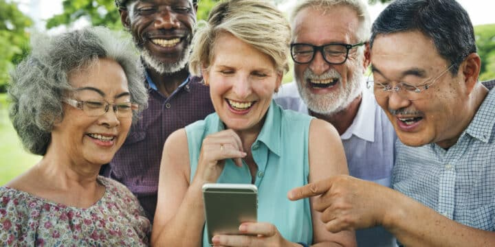 Source Your Community, Technology and Physical Therapy to Increase Critical Social Connections as You Age