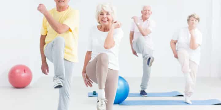 How to Start an Exercise Routine as an Older Adult