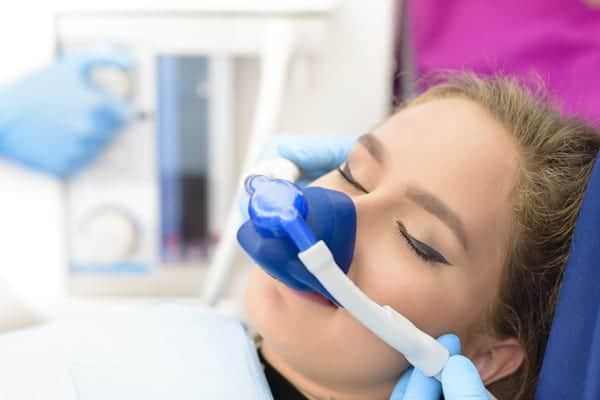 Sedation - Motivo Dental