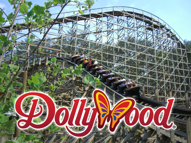 Dollywood in Pigeon Forge