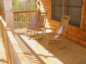 Smoky Mountain Memories 2 Bedroom Log Cabin Rocking Chairs photo in Gatlinburg - Pigeon Forge Tennessee