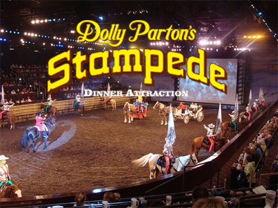 Dolly Partons Dixie Stampede