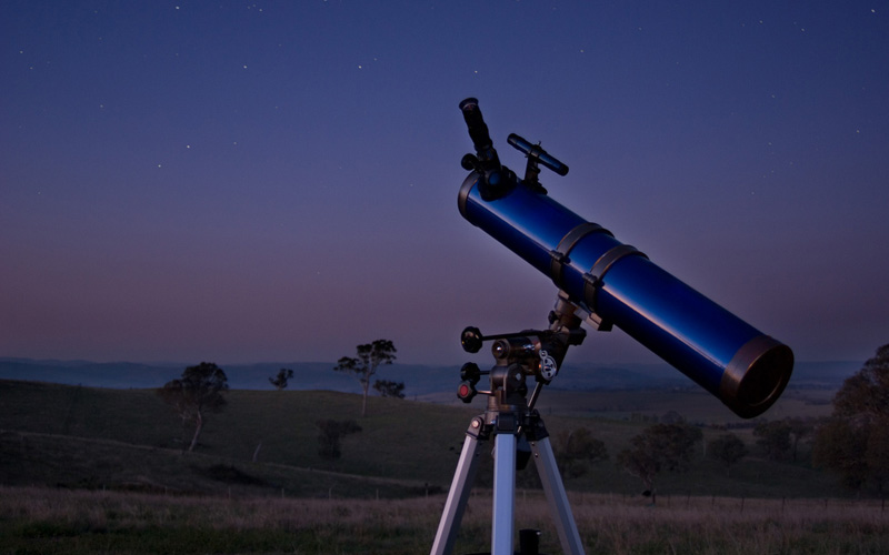 reflecting telescope