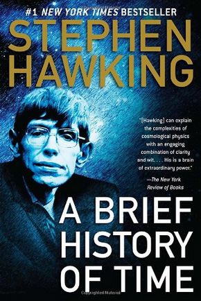 Review on A brief history of time by Stephen Hawking
