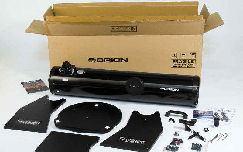 Orion 8945 Sky Quest XT8 Telescope Review