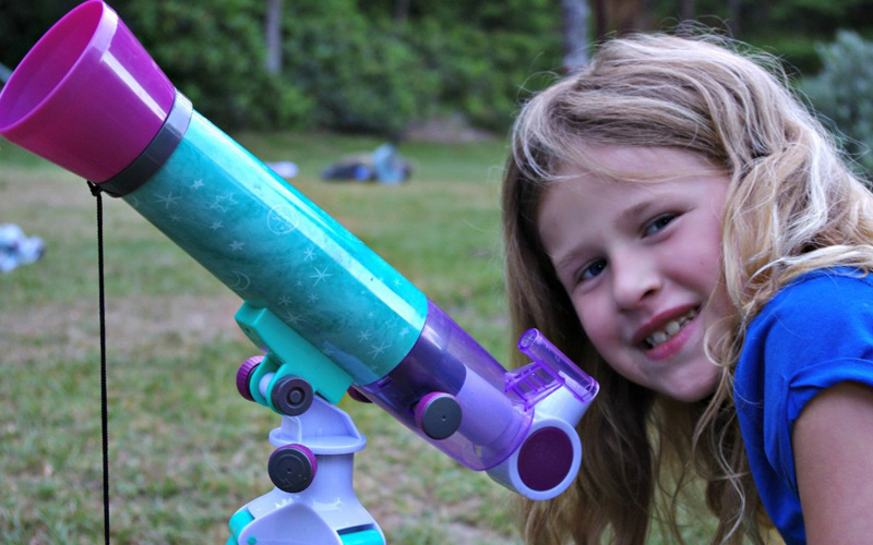 The Best Telescope for Kids