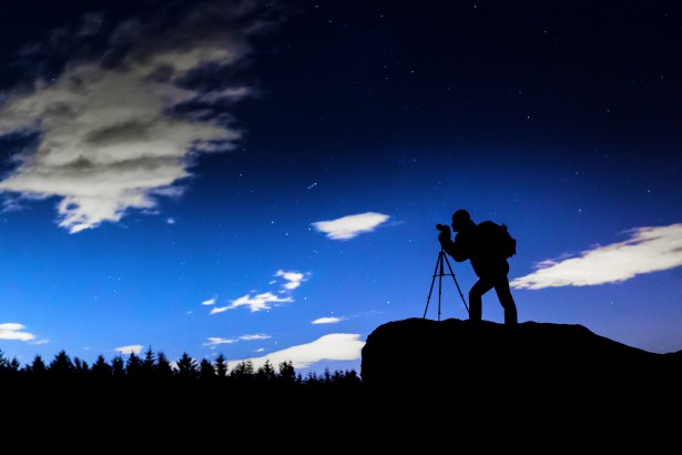 Light from the Dark – Stellar night Photography