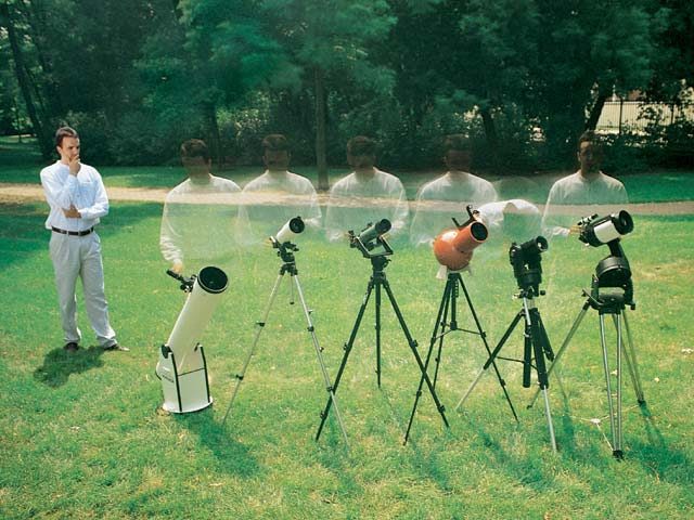 How To Pick A Telescope For Adults