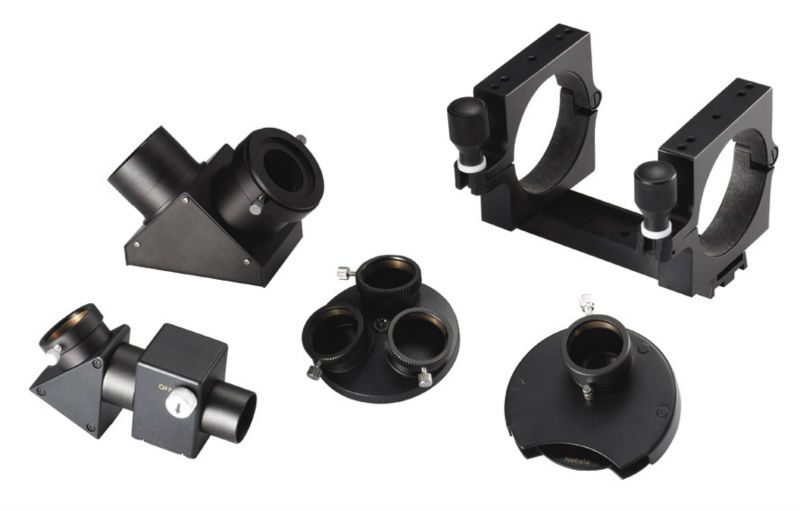 Parts of a Telescope