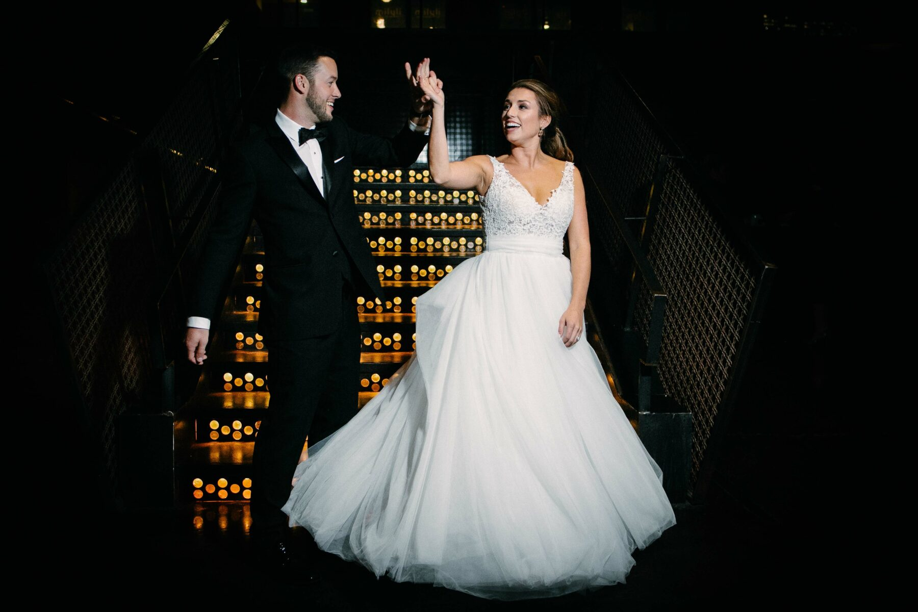 Morgan MFG Chicago Wedding