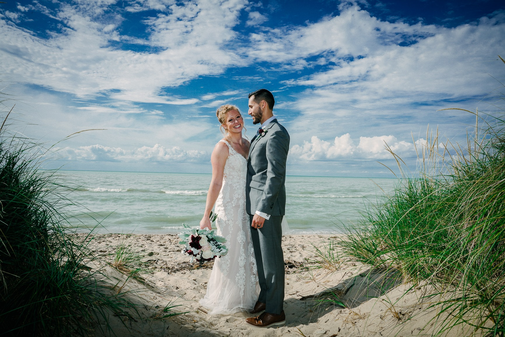 michigan wedding videography