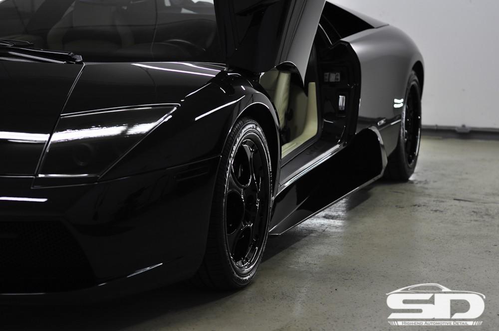 Lamborghini Paint Correction Orlando, Paint Protection Orlando