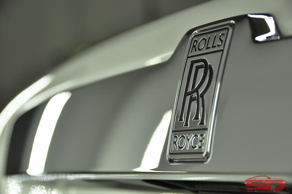 Luxury Detailing Orlando, Ceramic Coating, Rolls Royce Ghost Orlando, Rolls Royce, Paint Protection Orlando, Paint Protection