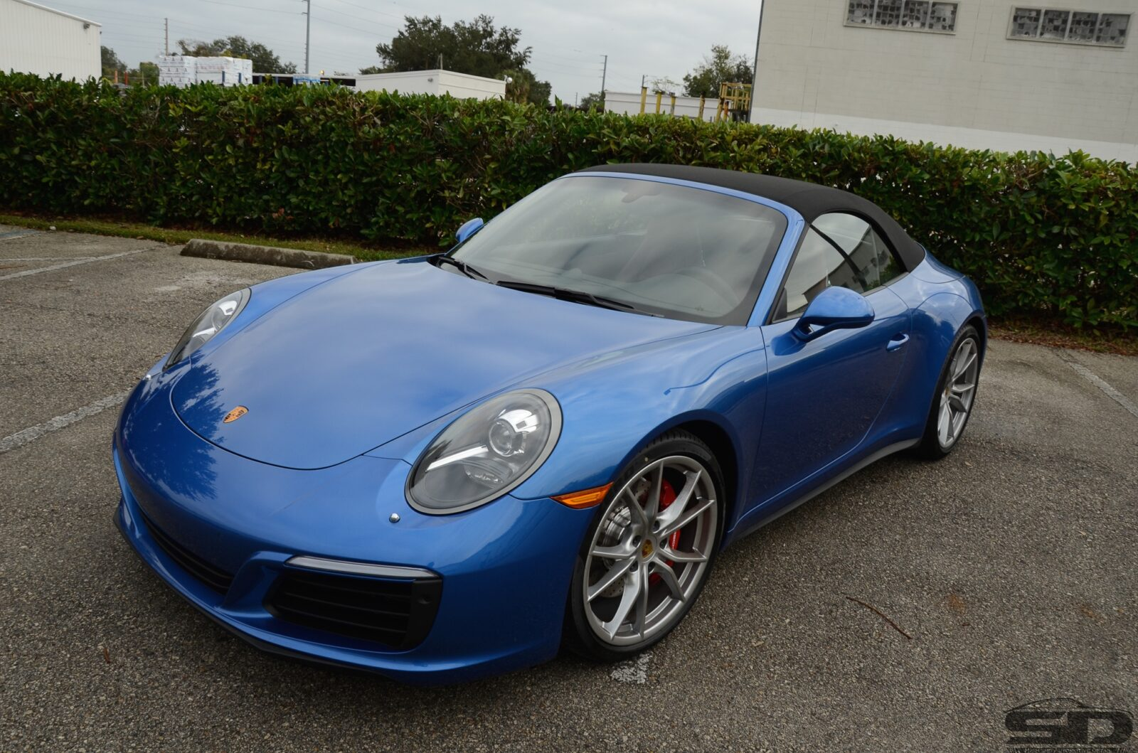 Porsche Carrera 4S Ultimate New Car Protection Detail