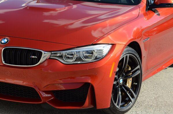 BMW M4 Paint Correction & Protective Coating