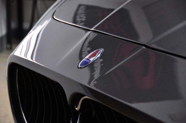 Maserati Paint Correction
