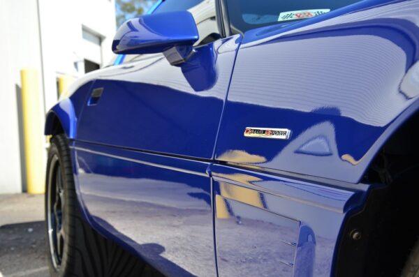 Corvette Grand Sport Paint Correction