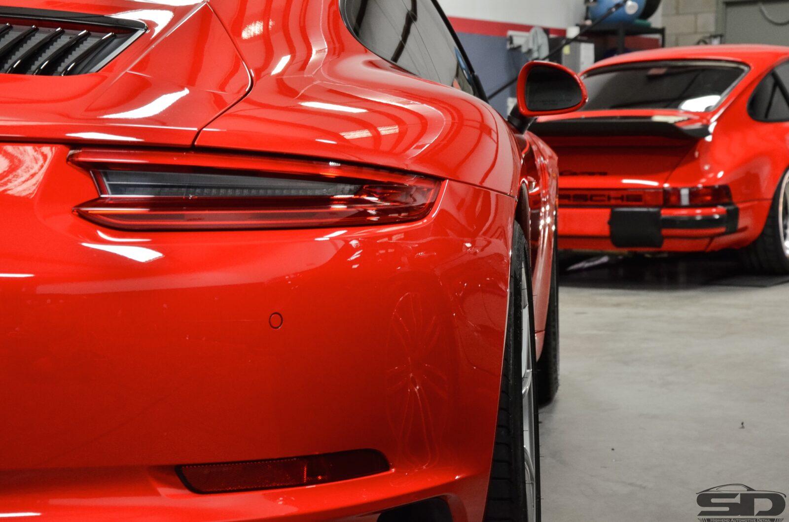 For the Love of Porsche! - Auto Detailing Orlando