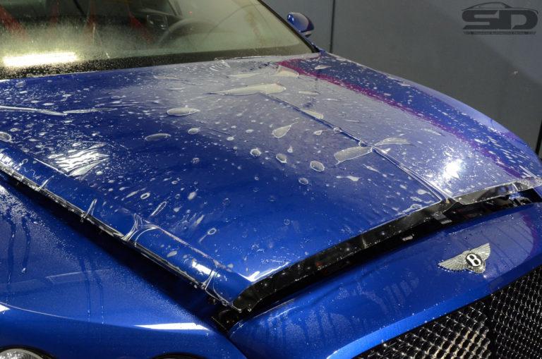 Bentley GTC Paint Protection Film (PPF), Superior Detailer, Orlando, PPF, Paint Protection Film, Auto Detailing, Paint Protection Orlando, Paint Protection, Clearbra, Clear Bra, ClearBra Orlando