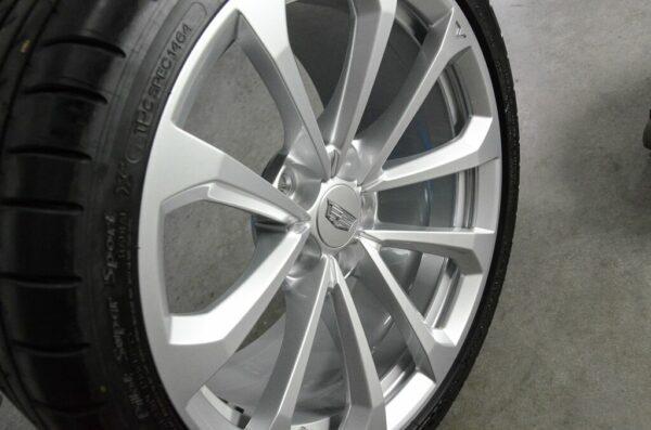 Wheel Coating