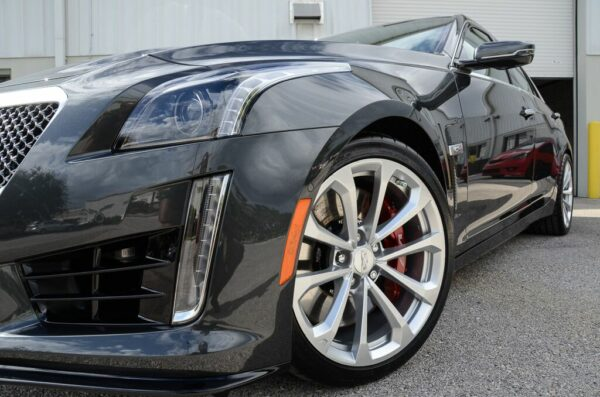 Paint Correction and Protective Coating