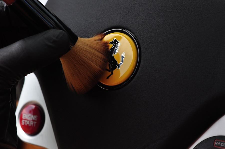 Ferrari, Orlando, High-end Detailing, Superior Detailer, Interior Protection