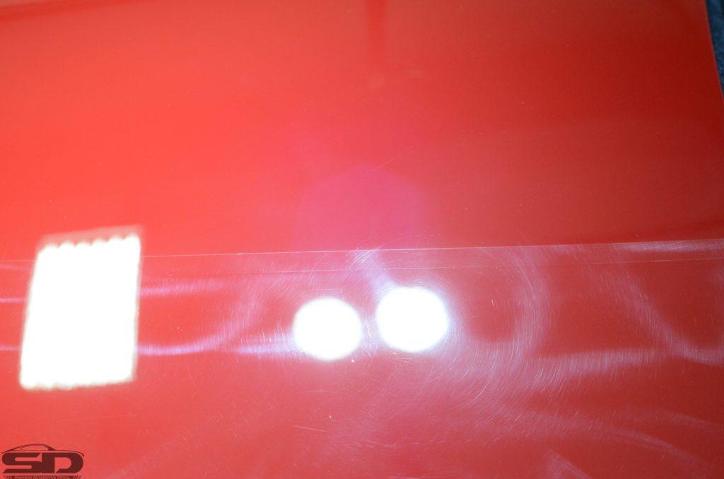 Ferrari F12 Paint Correction