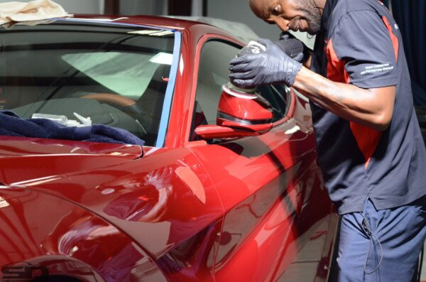 Ferrari F12 Paint Correction