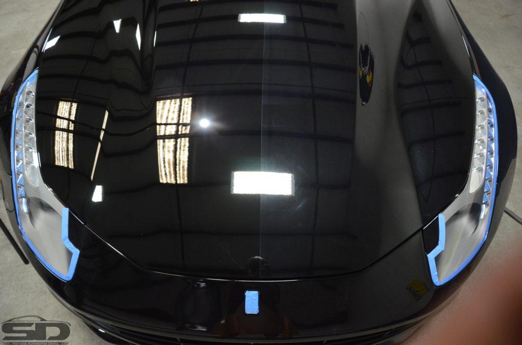 Ferrari FF Paint Correction Orlando