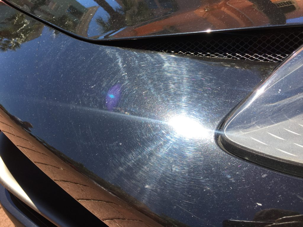 Paint Correction and Protection