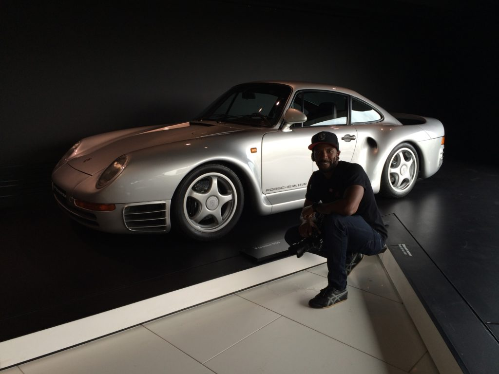 Porsche Museum Stuttgart Germany