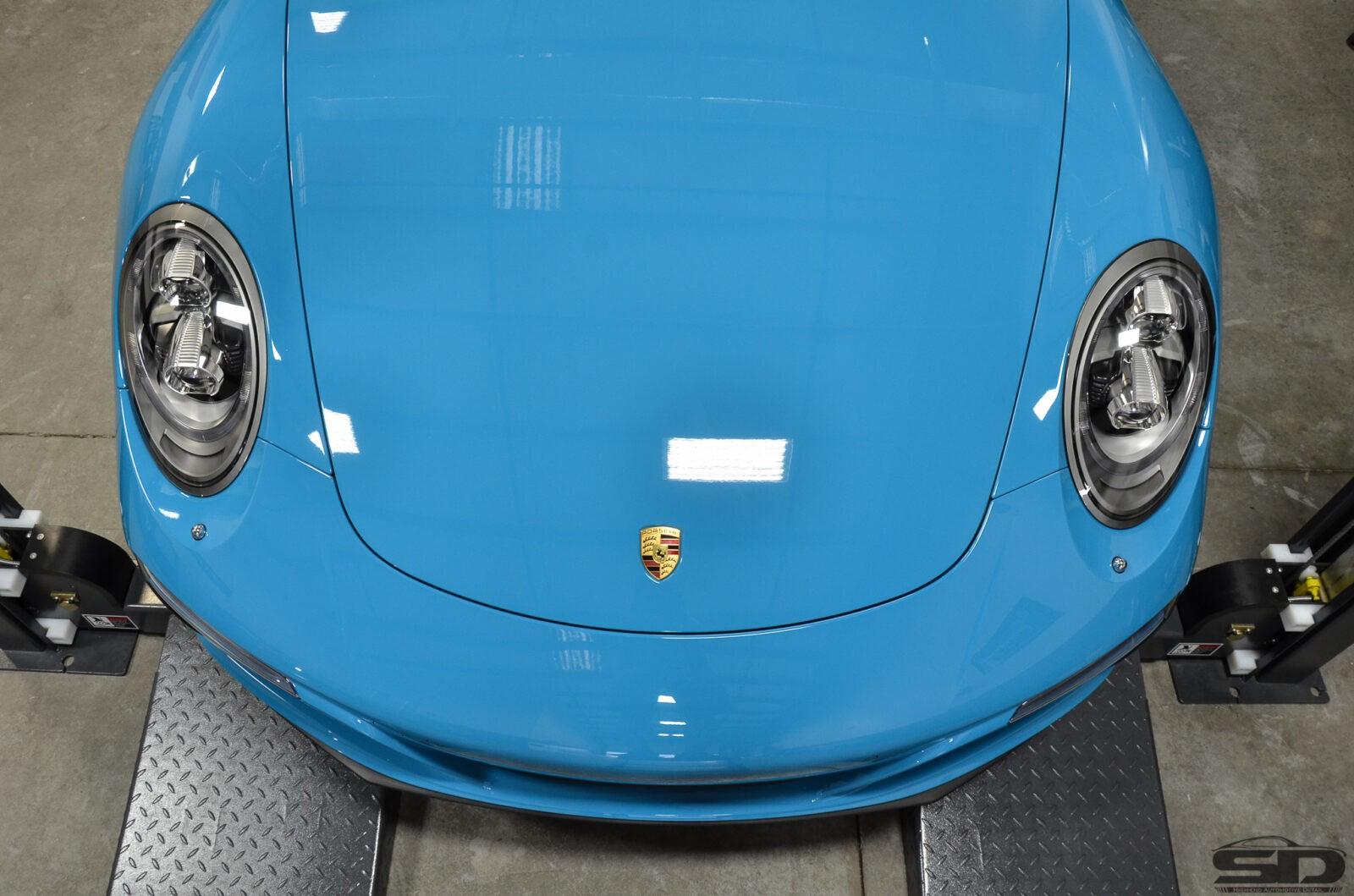Porsche Auto Detailing Orlando, Porsche Orlando, Superior Detailer, Orlando, PPF, Paint Protection Film, Auto Detailing, Paint Protection Orlando, Paint Protection, High-end Detailing Orlando, Luxury Detailing Orlando, Auto Detailing Orlando,