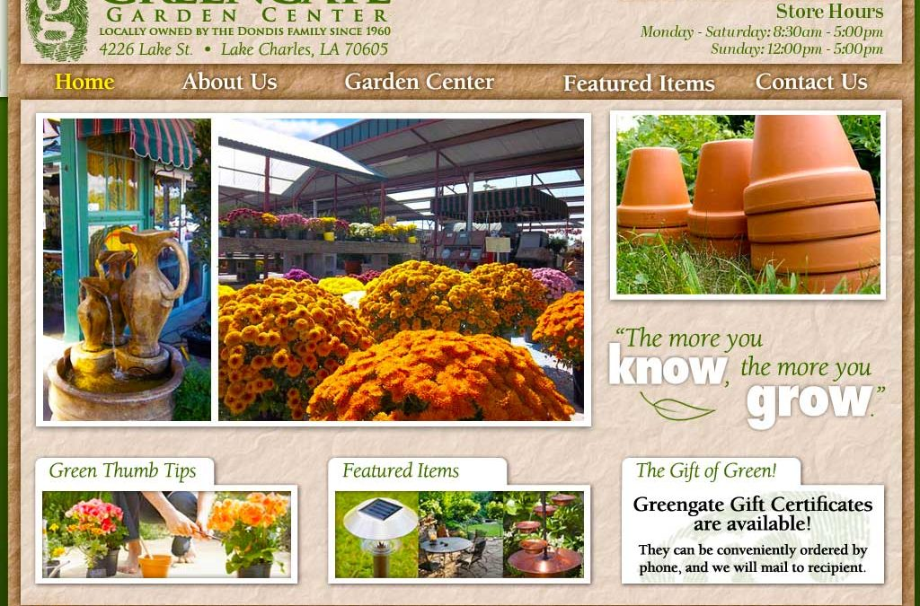 GreenGate Garden Center