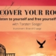 DISCOVER YOUR ROOTS workshop