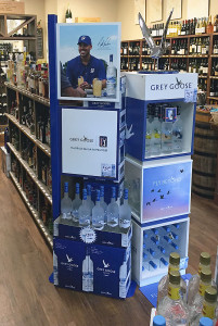 Liquor and spirits available at Hilton Head Wine & Spirits Shop
