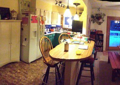 Northern Michigan Homebuilder Kitchen Before