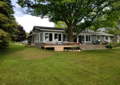 Northern–Michigan Home BuildersAlbertson Exterior Big Picture After