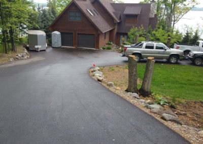 Northern–Michigan Home BuildersPotegeter Phase 2 Before