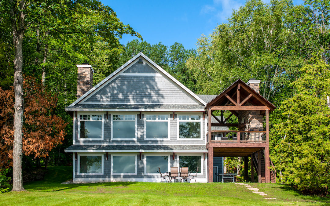 Northern Michigan Home Builders   We Give You the Most Beautiful Home.
