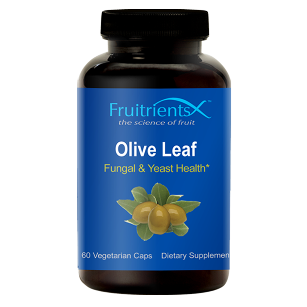 Fruitrients Olive Leaf 60cap