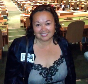 Past TSC Educator Exchange Delegate Annette Asuncion