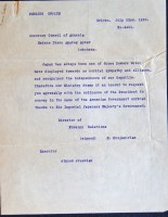 Armenian Foreign Office, page 2, ACF