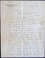 Armenian Legation, page 1, ACF