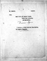 Diana Apcar to T.J. Edmonds, June 27, 1919, page 2